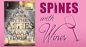 Spines with Wines Ember in the Ashes