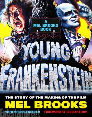 Young Frankenstein Mel Brooks Book