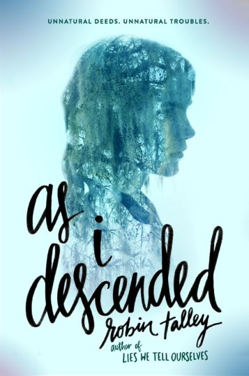 As I Descended Book Cover