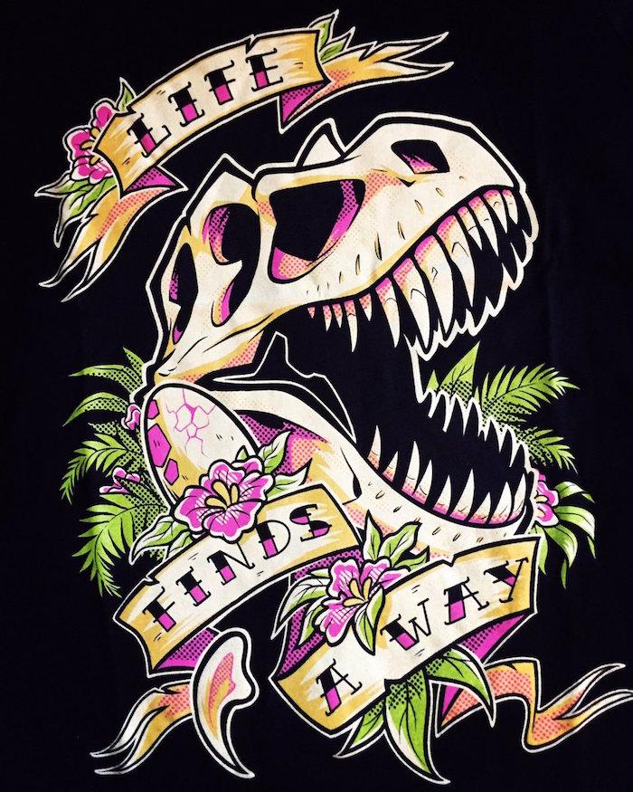 jurassic-park-t-shirt