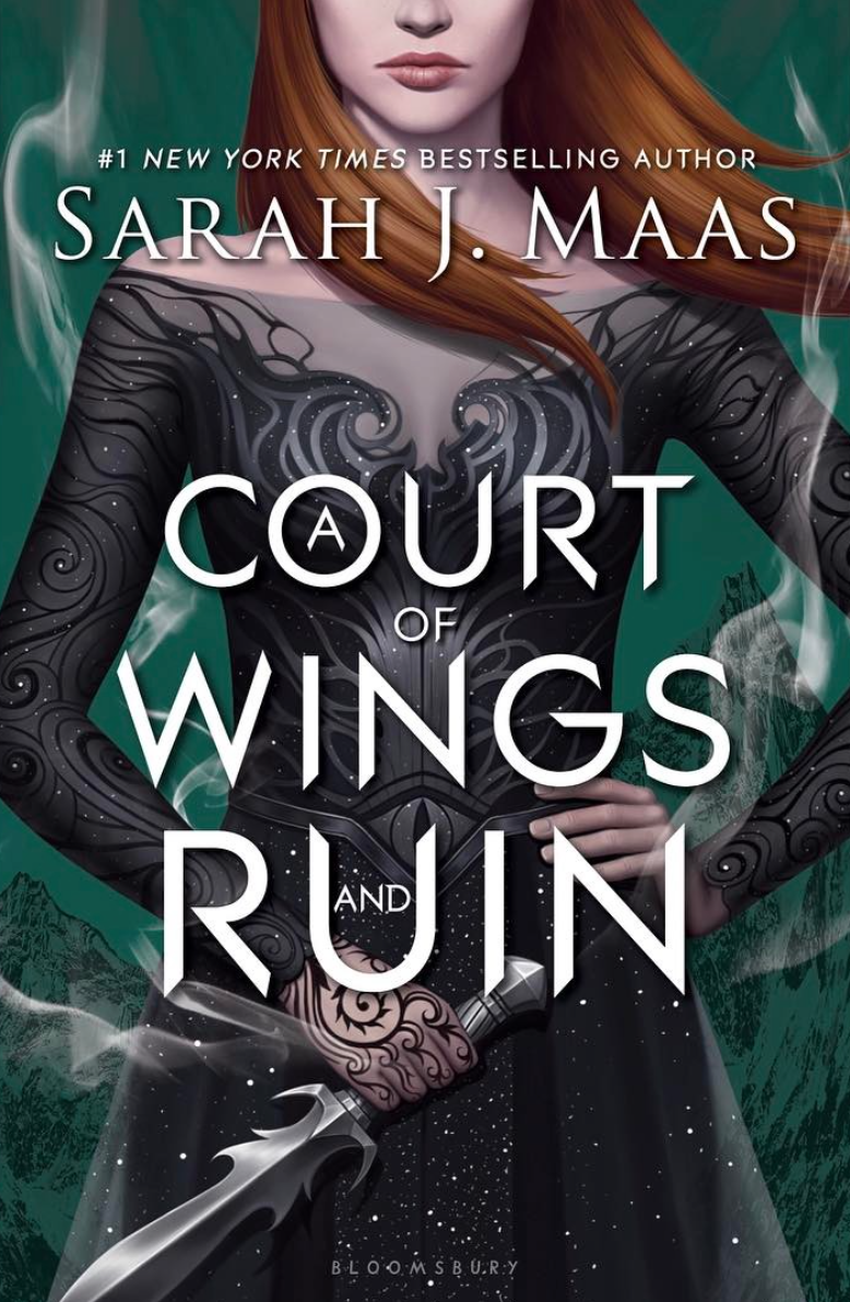 Image result for a court of wings and ruin book cover