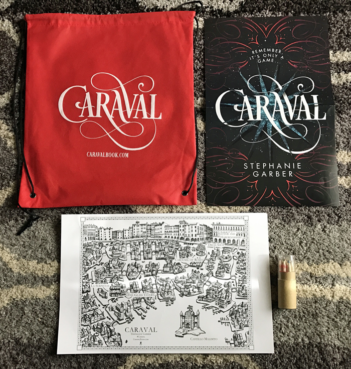 caraval-pre-order-prize-pack