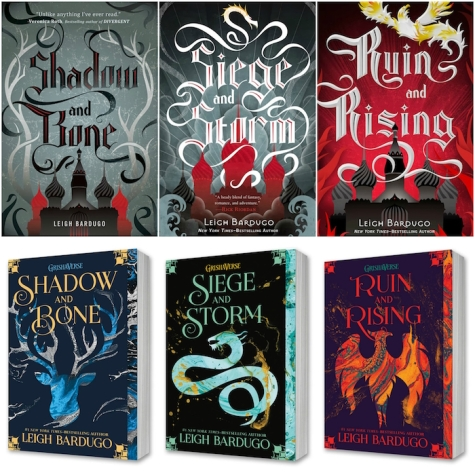 Image result for shadow and bone trilogy