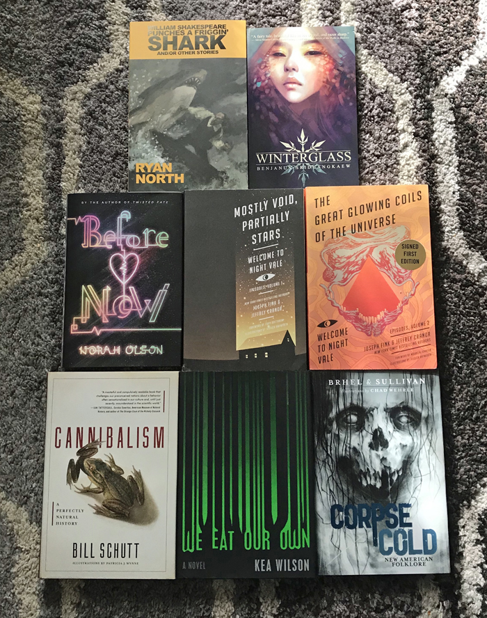 My Year In Reading Cassie Las December 2017 Book Haul