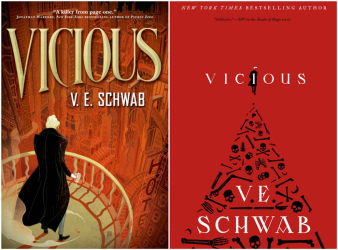 Image result for vicious cover design