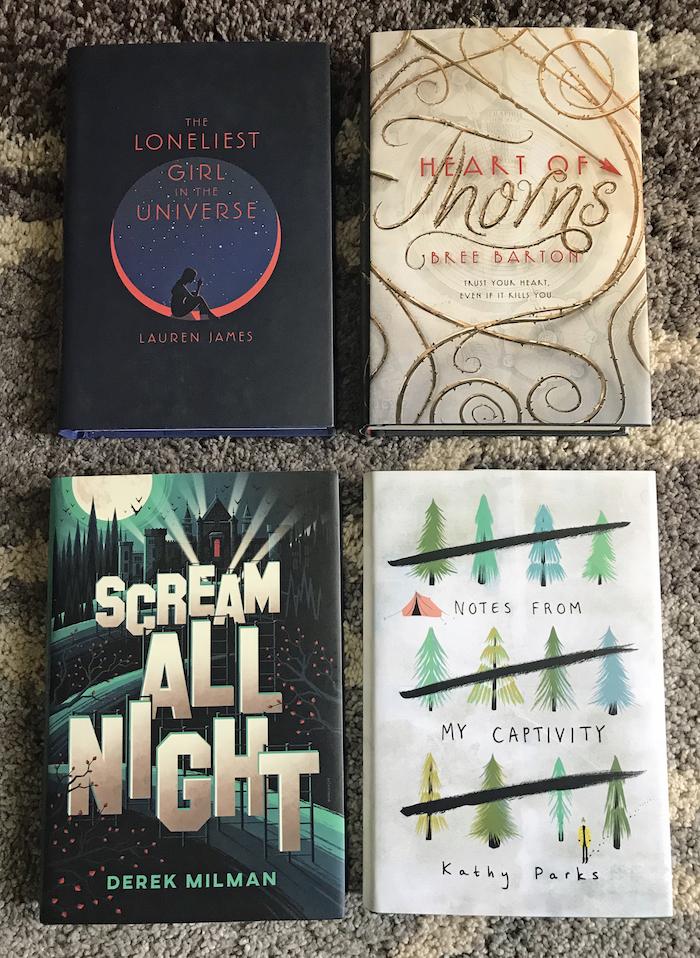 My Year in Reading: Cassie-la's July 2018 Book Haul – Bibliomantics com